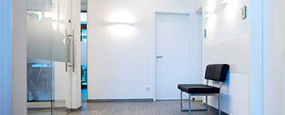Wartebereich - Detlef Kobusch, Gesundheitszentrum am Nordberg in Bergkamen