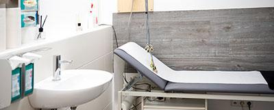Behandlungsraum - Detlef Kobusch, Gesundheitszentrum am Nordberg in Bergkamen