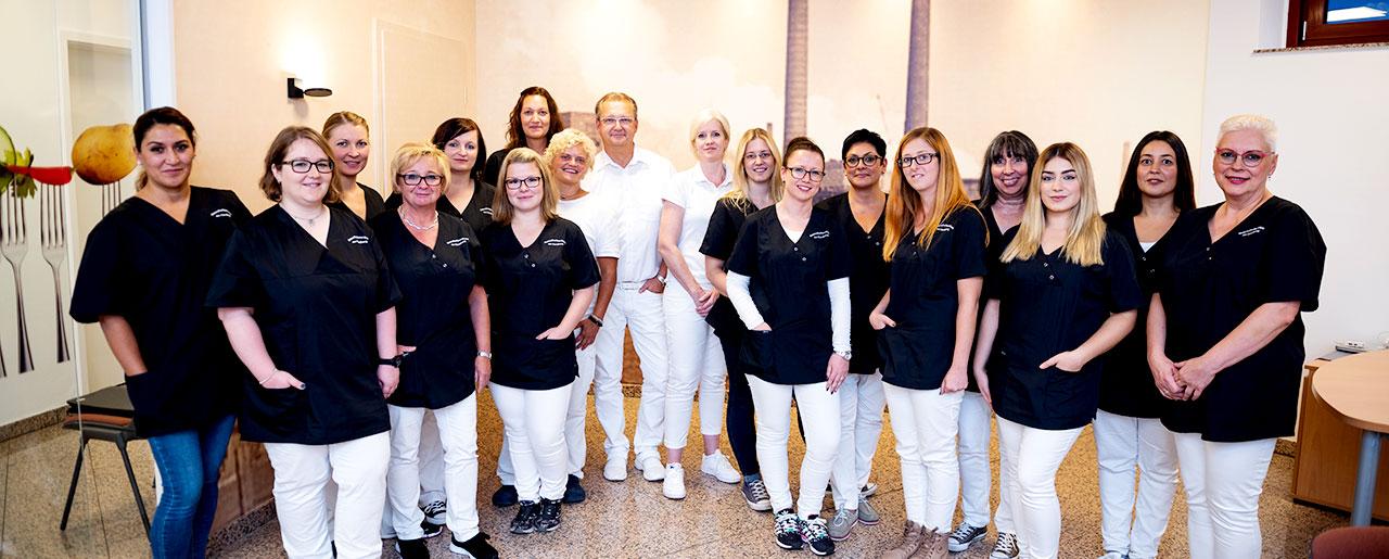 Praxisteam - Detlef Kobusch, Gesundheitszentrum am Nordberg in Bergkamen